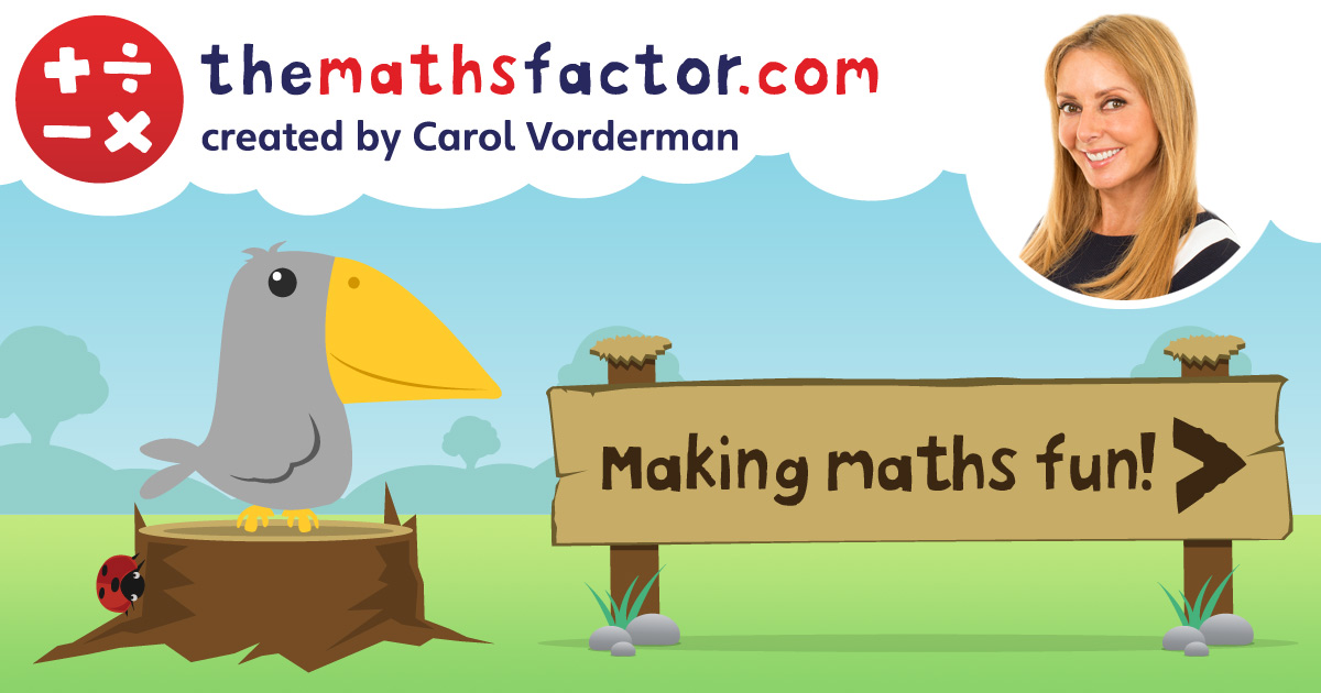 The Maths Factor Homepage 2